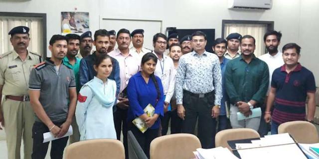 पुलिस इंटर्नशिप योजना के लिए आवेदन आमंत्रित | ASHOKNAGAR MP NEWS