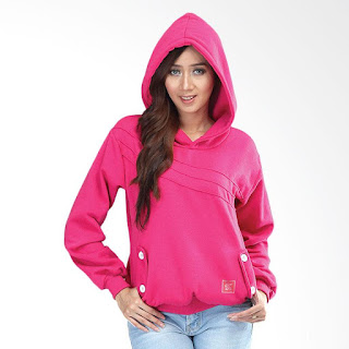 Kuzatura KJW 434 Women Hoodies Sweater Kasual Wanita