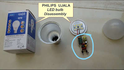 LED bulb assembling, led bulb repair,