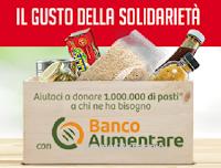 Logo ''Il Gusto della solidarietà'' : vinci 84 forniture di prodotti Simmenthal