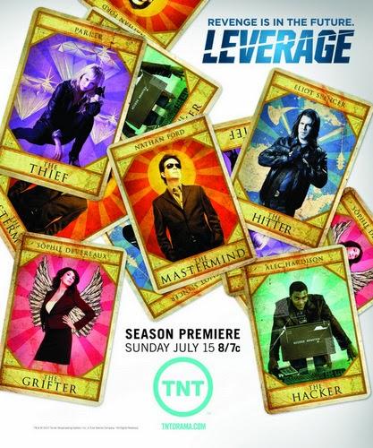 Leverage (2008–2012) ταινιες online seires xrysoi greek subs