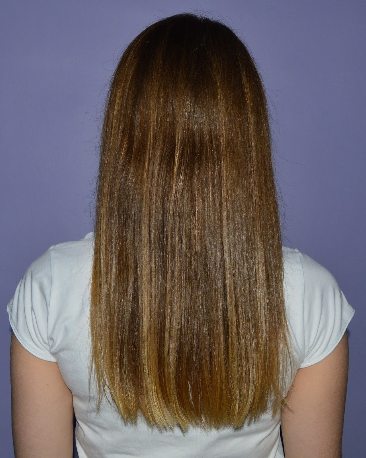 Aktualizacja włosów w  listopadzie