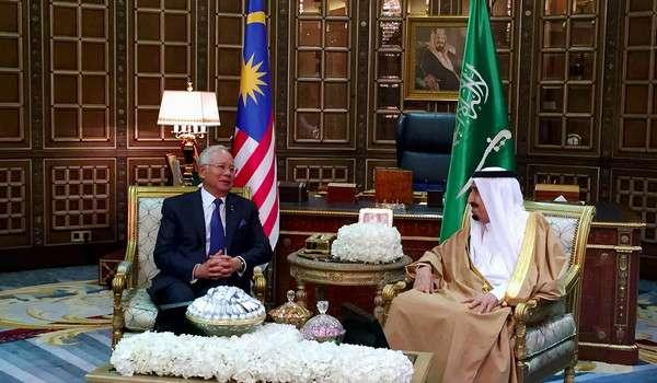 Lawatan Rasmi Raja Salman:  Menyaksikan Perjanjian Usaha Sama Rapid Pengerang Antara PETRONAS dan Saudi Aramco - Pembangkang Kata Syarikat Asing Dah Hilang Kepercayaan