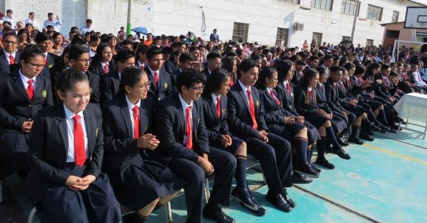 COAR Lambayeque cuenta con Primera Promoción de Egresados