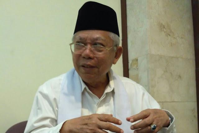 KH Ma'ruf Amin: Secara Teologis Islam Sudah Toleran