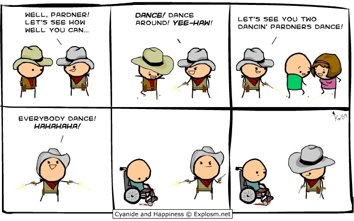 Funniest Cyanide & Happiness Comics Ever