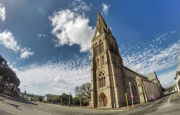 cathedral in grahamstown south africa