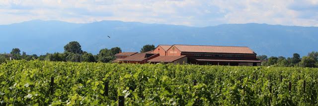 Terre di Ger winery in Frattina