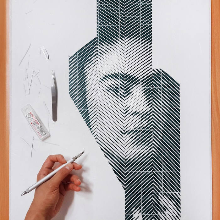 artista collage frida kahlo
