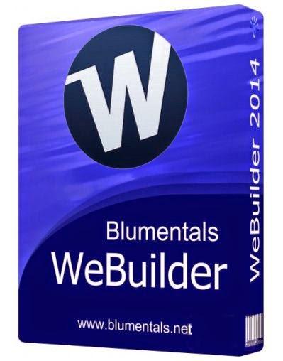 WeBuilder 2015 13.1.0.163 + Crack