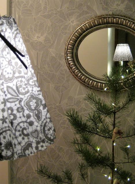 joulupuu, sydän, koriste