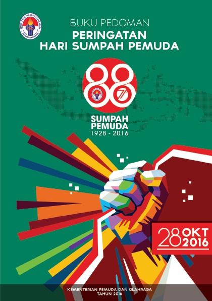 Pedoman Hari Sumpah Pemuda Ke-88 Tahun 2016