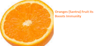 Health Benefits of Oranges (Santra) Fruit its  Boosts Immunity