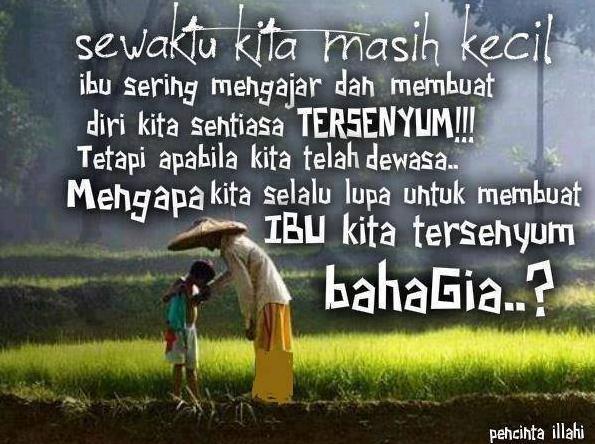 Kata Kata Mutiara Orang Tua Yang Menyentuh Hati