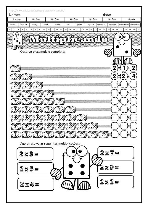 Matemática, operações, raciocínio lógico