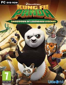 تحميل لعبة Kung Fu Panda Showdown of Legendary Legends