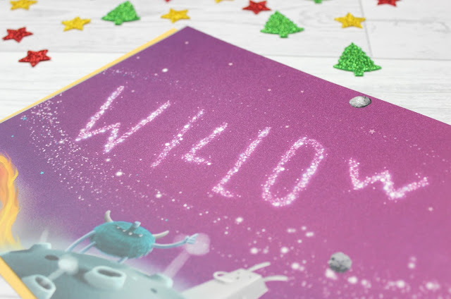 A review of Wonderbly Personalised The Incredible Intergalactic Journey Home Book