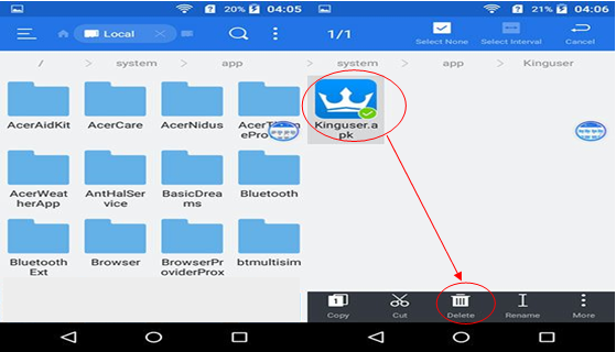 Cara Unroot Android tanpa Takut Kehilangan Garansi HP 2 Cara Unroot Android tanpa Takut Kehilangan Garansi HP