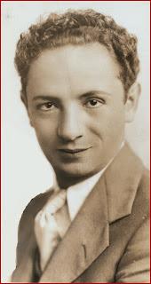 Isaac Feld Yiddish theater performer