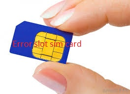 Cara Memperbaiki Sim Card yang tidak terbaca / Error Pada Android