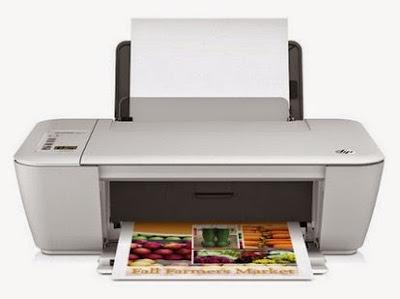 HP Deskjet 2542 Printer Driver Download