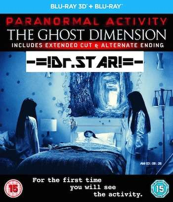 Paranormal Activity: The Ghost Dimension 2015 Dual Audio Hindi Movie Download
