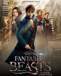 Fantastic Beasts (2016) Hindi - English 400mb Dual Audio DVDScr