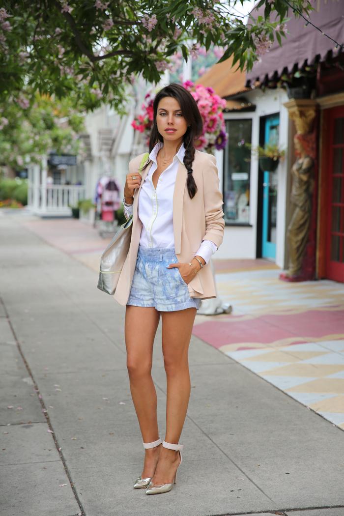 Vivaluxury Fashion Blog By Annabelle Fleur Blush N Blue