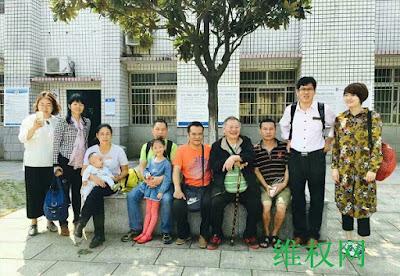 中国民主党迫害观察员:709谢阳律师案件进展情况:对谢阳施加酷刑又连续以无赖行径阻止律师会见(图)