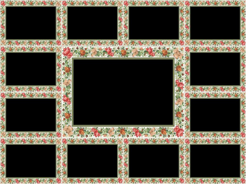 Marcos photoscape marcos fhotoscape photoshop y gimp - Marcos de fotos multiples ...