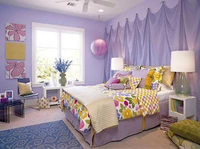 4 cách chọn màu sơn cho phòng ngủ