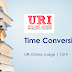 URI Online Judge problem 1019 Solution