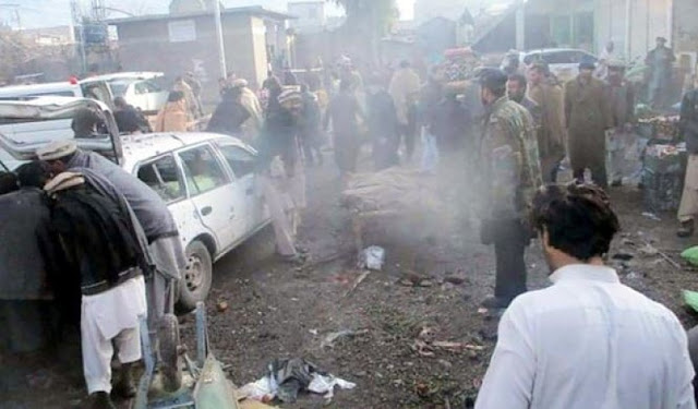 NEWS | Death Toll Rises to 24 in Pakistan Market Blast
