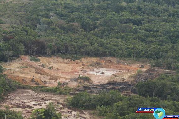 Instituto vê  desmatamento em áreas protegidas do Pará