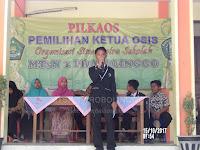 Mochammad Ardani, Sukses Jadi Ketua OSIS MTsN 1 Probolinggo 2017/2018