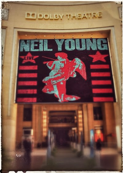 Neil Young, Dolby Theatre
