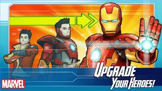 Marvel Avengers Academy Modapk Free Store v1.17.0