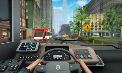 Bus Simulator PRO 2017 Mod Apk Data