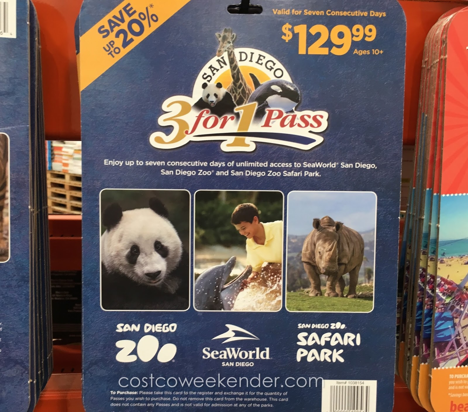 costco seaworld
