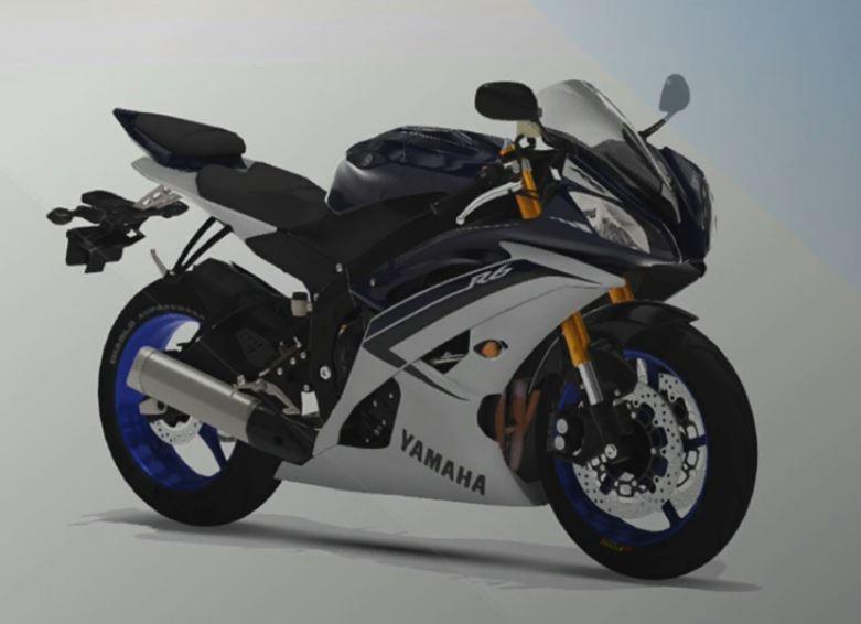 Yamaha YZF R6 2015