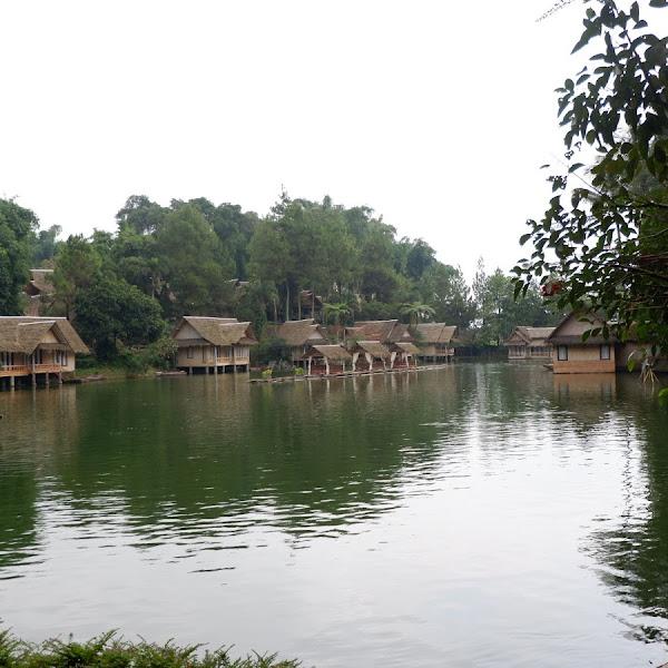 Review : Kampung Sampireun Resort & Spa