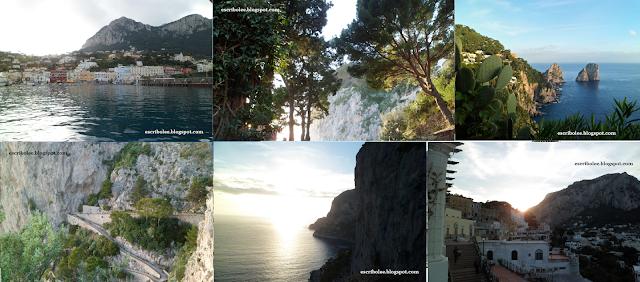 Viaje a Roma: Capri