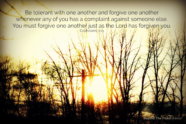 Inspiring Devotional on Forgiveness