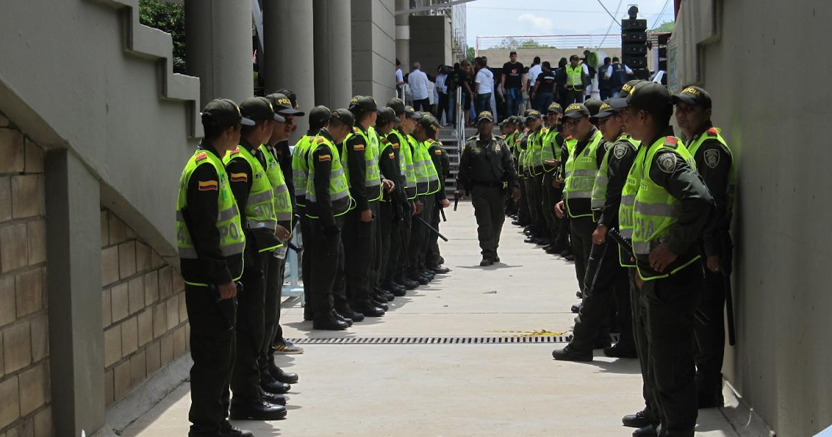Villanueva24h despleg un gran operativo en la ciudad de valledupar polic a nacional garantiz - Lntoreor dijin ...