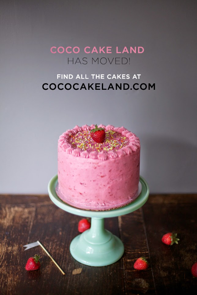 Coco Cake Land - Cakes Cupcakes Vancouver BC