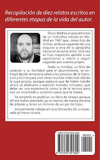 Relatos con codeína, de Óscar Maif