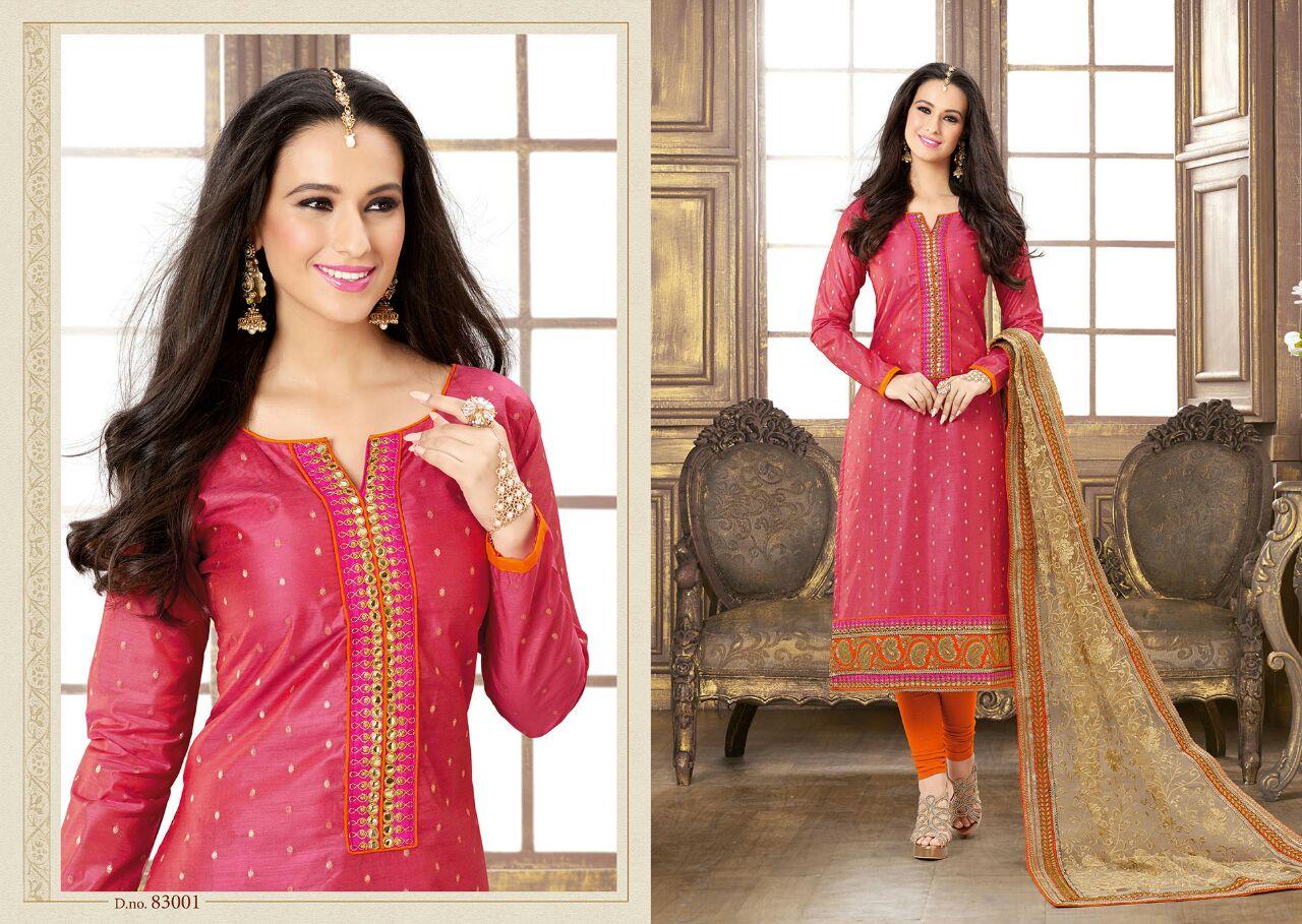 Kasbaa – Beautiful BanarasI Booti Work Party Wear Salwar Suits