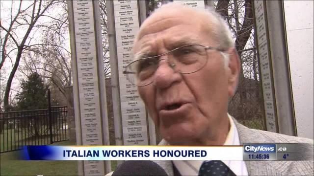 Italian Fallen Workers' Memorial
