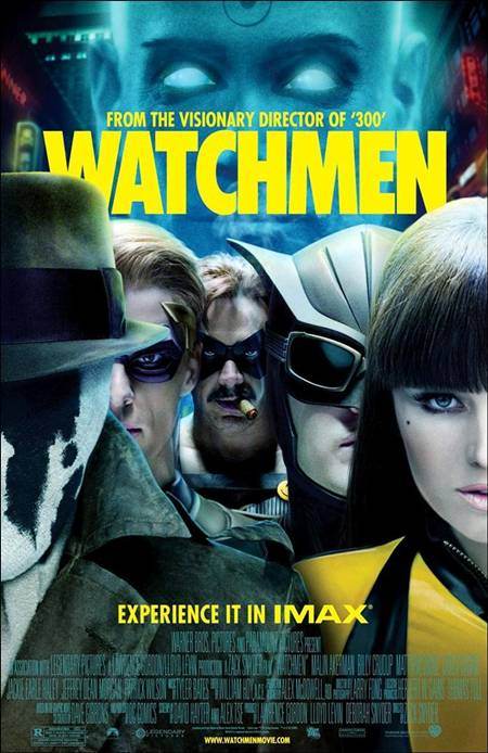 Los Vigilantes [Watchmen] DVDRip Español Latino