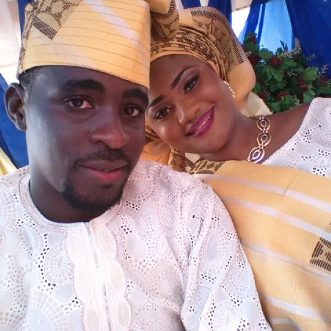 tunde owokoniran wedding pictures